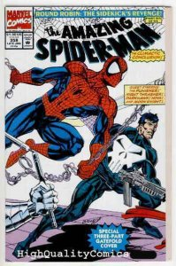 Amazing SPIDER-MAN #358, NM+, Punisher, Moon Knight, 1963, more in our store