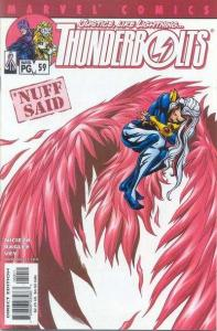 Thunderbolts (1997 series) #59, NM- (Stock photo)