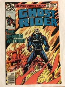 Ghost Rider #34 Vol 1