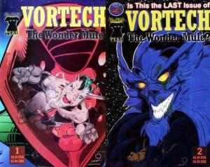VORTECH THE WONDER MULE (1996 BLACK PEKE) 1-2