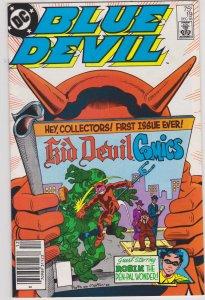 Blue Devil #19 (1985)