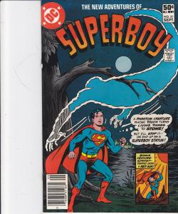 New Adventures of Superboy #21