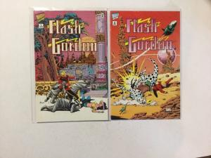 Flash Gordon 1 & 2 NM Near Mint