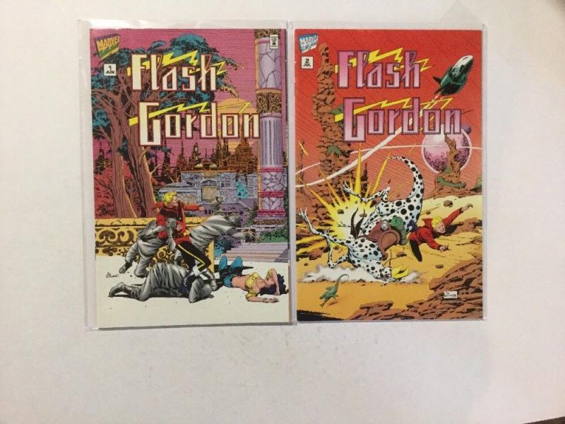 Flash Gordon 1 & 2 NM Near Mint