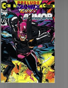 Armor #1 (Continuity Comics, 1993) NM