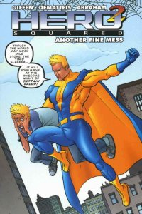 Hero Squared (2nd Series) TPB #1 VF/NM; Boom!   save on shipping - details insid