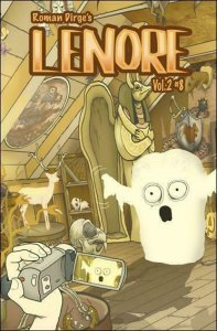 Lenore (Vol. 2) #8A VF/NM; Titan | save on shipping - details inside
