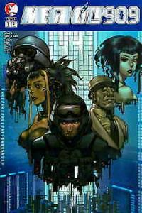 Megacity909 #1A VF/NM; Devil's Due | save on shipping - details inside