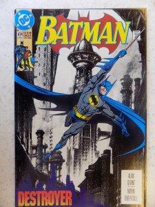 BATMAN # 474