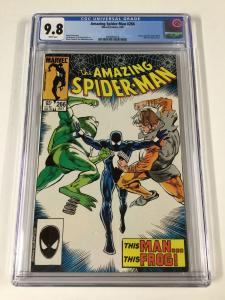 Amazing Spider-man 266 Cgc 9.8 White Pages Marvel