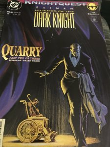 DC KnightQuest Batman Legends Of The Dark Knight #60 Mint