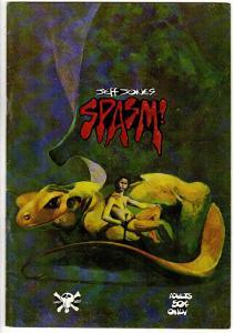 SPASM 1  FINE Jeff Jones, 1973 Hyper classic