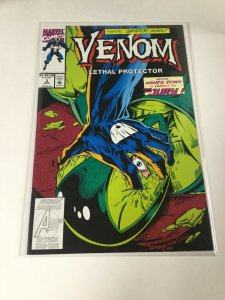 Venom Lethal Protector 3 Nm Near Mint Marvel