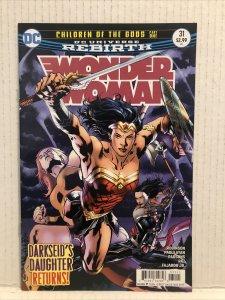 Wonder Woman #31 DC Universe Rebirth