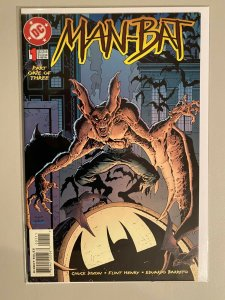 Man-Bat #1 8.0 VF (1996 2nd Series)