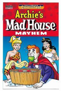 HCF Halloween ComicFest Archies Madhouse Mayhem Mini Comic #1 (2018) NM