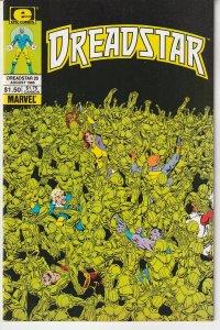 Dreadstar(Epic)# 20 Thanos creator Jim Starlin's Space Opera