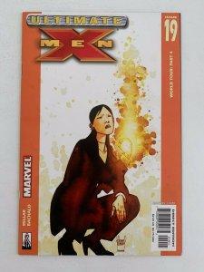 Ultimate X-Men #19 World Tour Part 4 (2001 Marvel Comics) NM