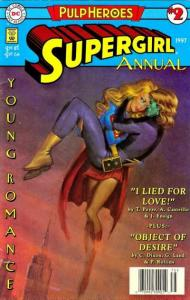 Supergirl (1996 series) Annual #2, VF+ (Stock photo)