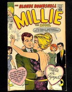 Millie the Model #128 (1965)