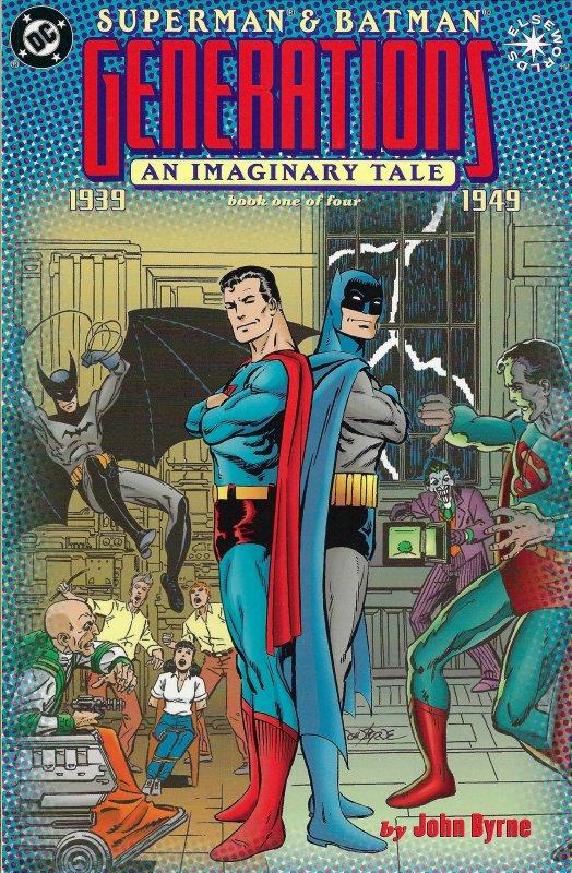 Superman & Batman Generations #1 (DC, 1999)
