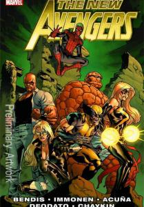 New Avengers (2nd Series) TPB #2 VF/NM; Marvel | save on shipping - details insi