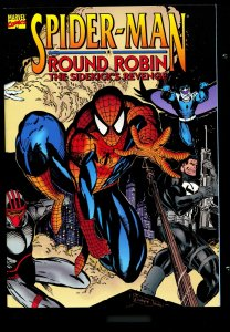 Spider-Man: Round Robin The Sidekicks's Revenge-TPB-trade