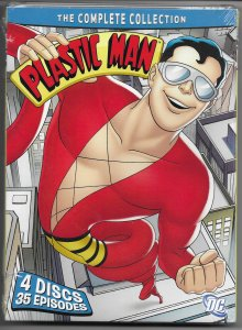 Plastic Man: The Complete Collection (DVD set)
