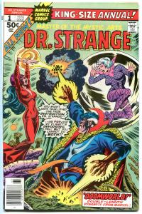 DR STRANGE #1, Annual, VF+, Craig Russell, 1976, Mystic, Doc, Doctor, King-Size