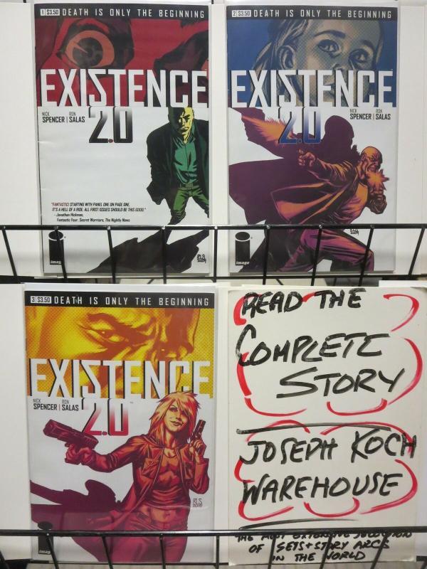 EXISTENCE 2.0 (2009 IM) 1-3  Spencer & Salas