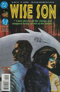 Wise Son: The White Wolf #2 VF; DC/Milestone | save on shipping - details inside