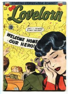 Lovelorn #29  Romance 1952- ACG  Fortune Teller story G+
