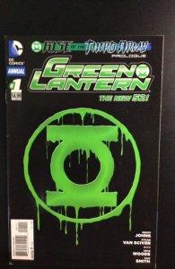 Green Lantern Annual #1 (2012)