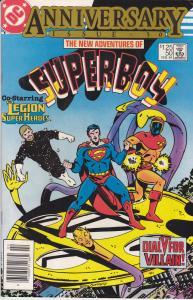 New Adventures of Superboy #50