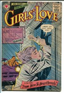 Girls' Love Stories #60 1959-DC-romance stories-FR