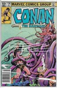 Conan the Barbarian   vol. 1   #136 FN