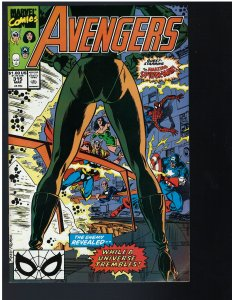 Avengers #315 (Marvel, 1989) VF