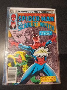 MARVEL TEAM-UP # 130 * SPIDER-MAN and SCARLET WITCH * 1983