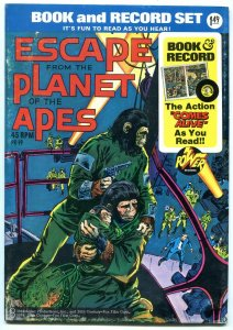 Escape From the Planet of the Apes PR-19 1974- COMIC ONLY