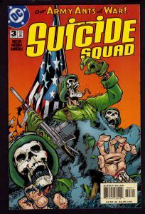 Suicide Squad #3 (2001 Series)   9.4 NM