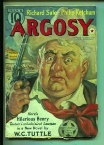 Argosy-Pulp-7/8/1939-W. C. Tuttle-Richard Sale-Philip Ketchum