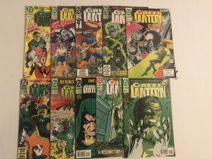 Green Lantern #40 - 49 lot of 10 — Unlimited combined shipping!