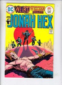 Weird Western Tales #28 (Oct-73) FN Mid-Grade Jonah Hex