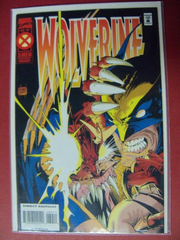 WOLVERINE #89 (9.0 to 9.4 or better) 1988 Series MARVEL COMICS