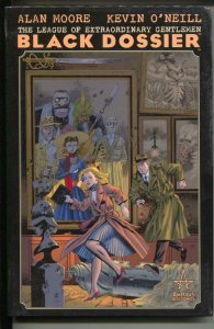 League of Extrordinary Gentlemen-Alan Moore-Hardcover