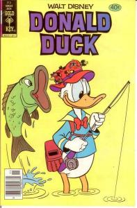 DONALD DUCK 213 VF-NM  Nov. 1979 COMICS BOOK