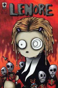 Lenore #1 (5th) VG; Slave Labor | low grade comic - save on shipping - details i