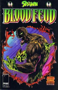 Spawn Blood Feud #3 VF/NM; Image   save on shipping - details inside