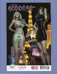 Grimm Fairy Tales Goddess Inc #3 FN Variant Cover C