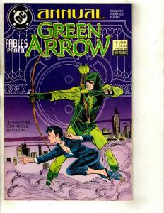 12 DC Comics Green Arrow # 1 6 7 0 39 40 90 Star Corps # 1 (1)  2 3 4 J342